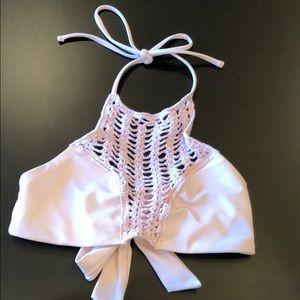 Bikini Top Crochet Front